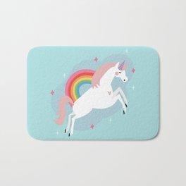Magical Unicorn Bath Mat