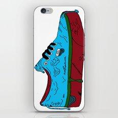 Zombie Vans iPhone & iPod Skin