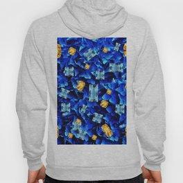 SEPTEMBER BLUE & CHAMPAGNE TOPAZ GEMS BIRTHSTONE ART Hoody