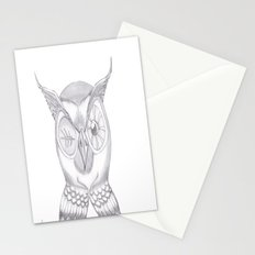 Mr. Wink The Owl Stationery Cards