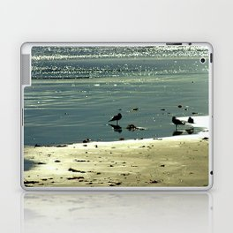 Morning Glitter Laptop & iPad Skin