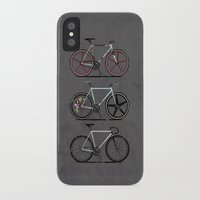 brompton iPhone & iPod Cases featuring This Is How I Roll by Wyatt Design