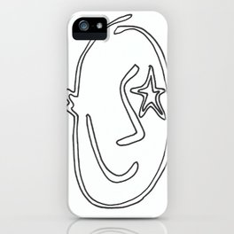 The Smiler iPhone Case