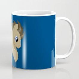 The Companion and the Doctor Coffee Mug