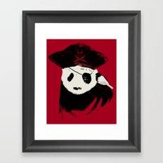 Bio Piracy Framed Art Print