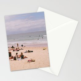 Beach Time Stationery Cards