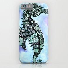 Tatoo Seahorse Slim Case iPhone 6s
