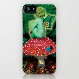 The Amanita Eater iPhone Case