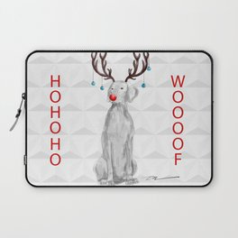 HOHOHOWOOOF WEIMARANER Laptop Sleeve
