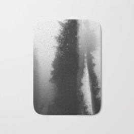 What Lies Down Hidden Rain Drenched Paths Bath Mat