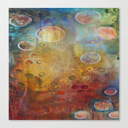 Rejuvenate: Up Close Canvas Print