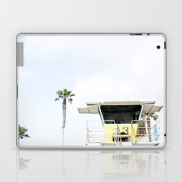 San Diego Beach Lifeguard Hut Laptop & iPad Skin