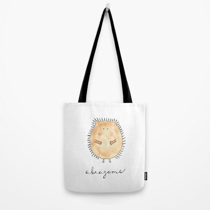 Abrázame Tote Bag