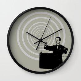theramin Wall Clock
