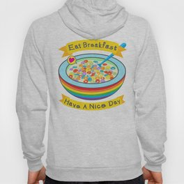 Eat Breakfast! Hoody