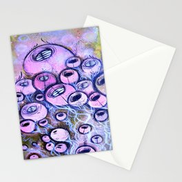 Attack of the JellyFishies.. Stationery Cards