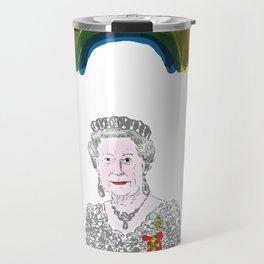 Serene Queen Travel Mug