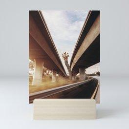 The California Reach-Around Mini Art Print