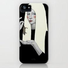 Vana in black Slim Case iPhone SE