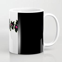 Bear with (V)ictory Coffee Mug