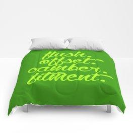 flush offset camber fitment v2 HQvector Comforters