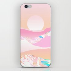 Sunrise Swirls iPhone & iPod Skin