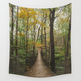 A Walk in the Woods, No. 2 Wall Tapestry
