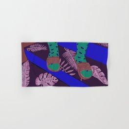 Summer-Socks & Style Inverted 2nd Edition Hand & Bath Towel