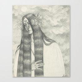 Loss of Simplicity Canvas Print