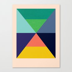 Dhurrie Ocean 3 — Matthew Korbel-Bowers Canvas Print