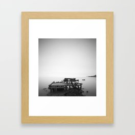 After the Money's Gone Framed Art Print