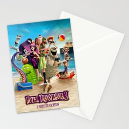 Hotel Transylvania 3 Stationery Cards