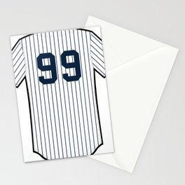 Aaron Judge Jersey Stationery Cards