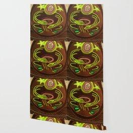 Shamanic Drummer - Healer Wallpaper
