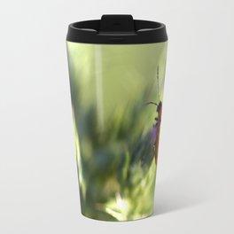 Red Bug Travel Mug