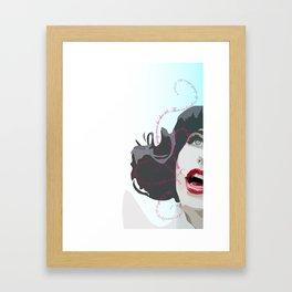 Wandering Limbs Framed Art Print