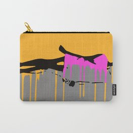 Graffiti Style Fashion Art - By Dominic Joyce Carry-All Pouch