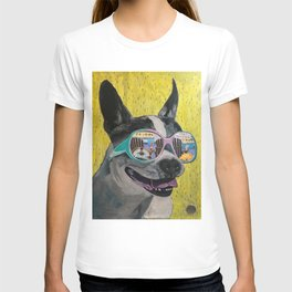 Frosty Face Friday with Gracie Gabriella at the Beach T-shirt