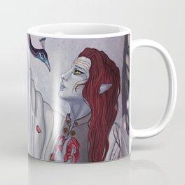 Dwell on the Past Coffee Mug