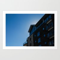 architect Art Prints featuring Architect by Chelsea Benwell Photography