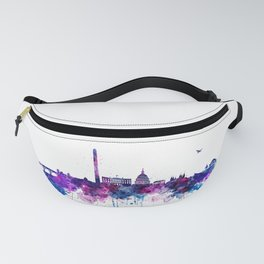 Washington DC Skyline Fanny Pack
