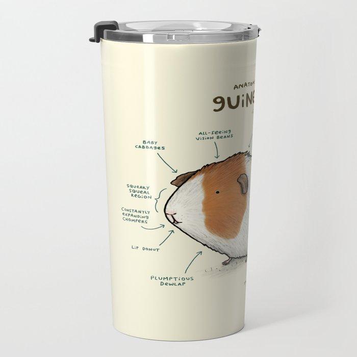 Anatomy of a Guinea Pig Travel Mug