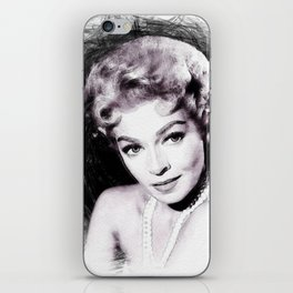 Lana Turner iPhone Skin