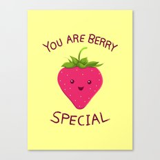 Fruity Truth Canvas Print