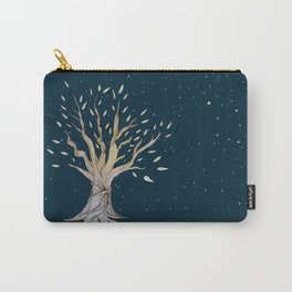 Moonlit Tree Carry-All Pouch