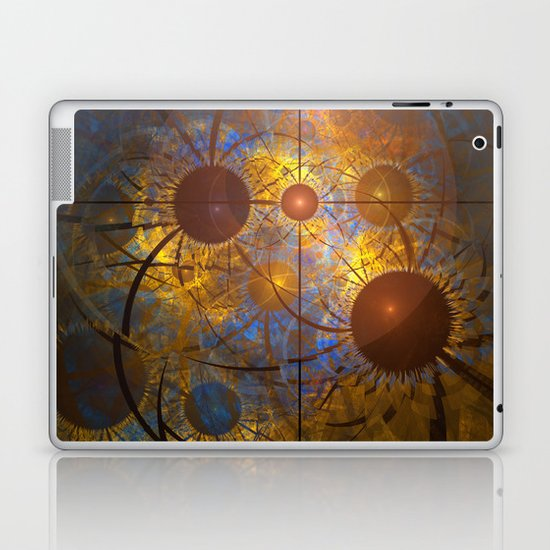 Signs in the Heavens Laptop & iPad Skin
