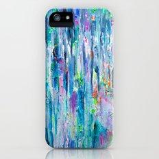 Silver Rain Slim Case iPhone SE