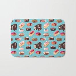 Doughnut Like Sushi Bath Mat