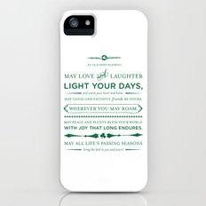 Irish Blessing iPhone (5, 5s) Slim Case
