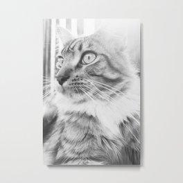 Chi Metal Print